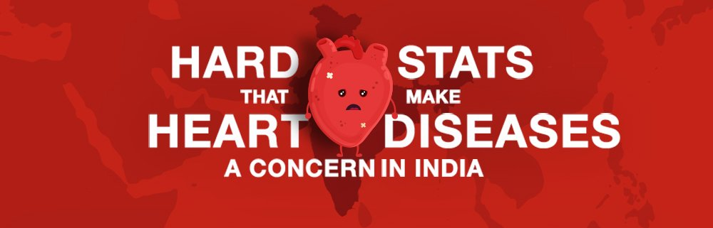 heart diseases problem in india