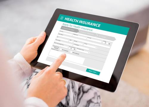 Tip for buying health insurance online