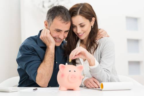 Savings plan for a comfortable retirement