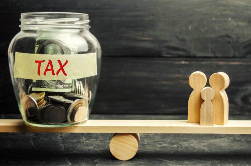 Investment and tax savings